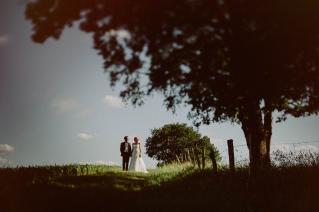 Brautpaar in Siegen Hochzeitsfotografie